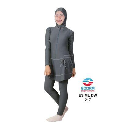 Baju Renang Muslimah Edora ES ML DW 217