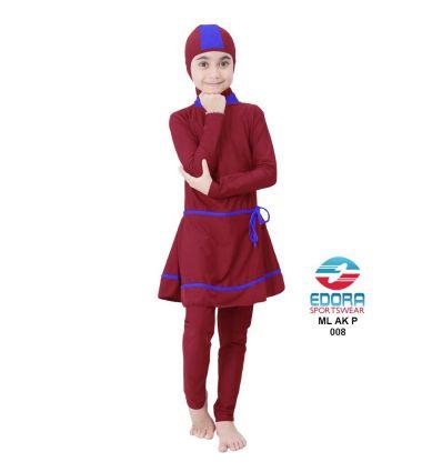 Baju Renang Anak TK Edora ML AK P 008