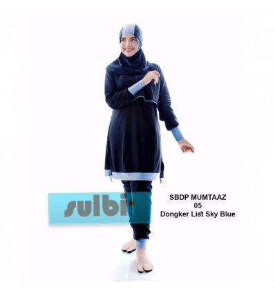 Baju Renang Muslimah Sulbi Mumtaaz 05