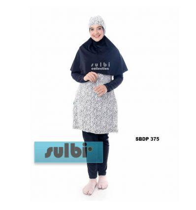 Baju Renang Muslimah Sulbi SBDP 375