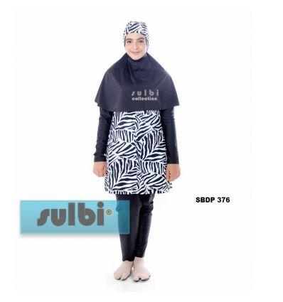 Baju Renang Muslimah Sulbi SBDP 376