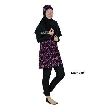 Baju Renang Muslimah Sulbi SBDP 379