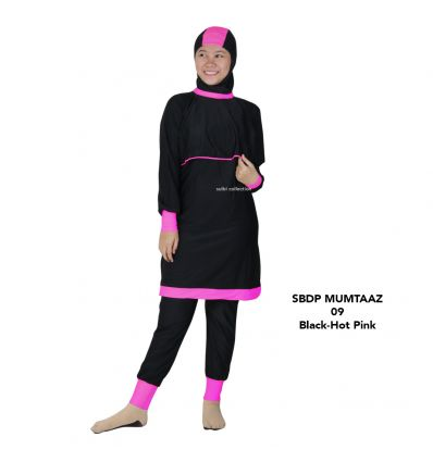 Baju Renang Muslimah Sulbi Mumtaaz 09