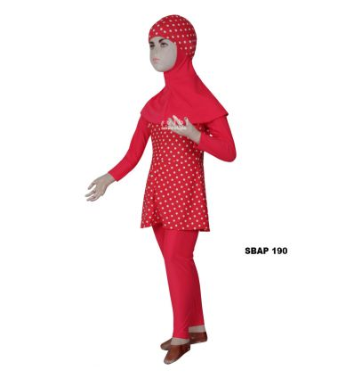 Baju Renang Anak Perempuan Sulbi SBAP 190