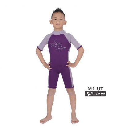 Baju Renang Apung safe swim M1 UT