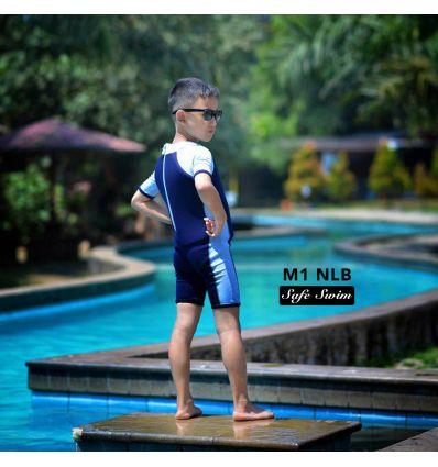 Baju Renang Apung safe swim M1 NLB