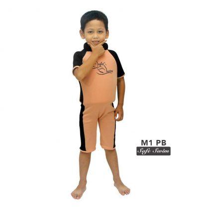 Baju Renang Apung safe swim M1 PB