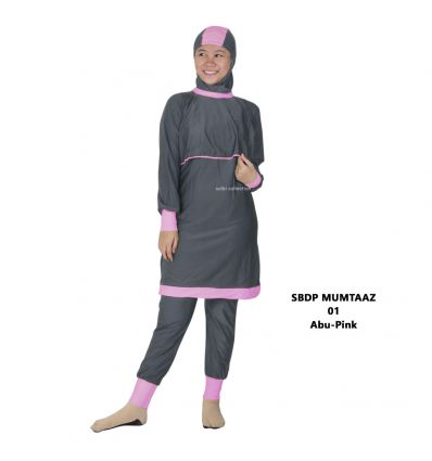 Baju Renang Muslimah Sulbi Mumtaaz 01