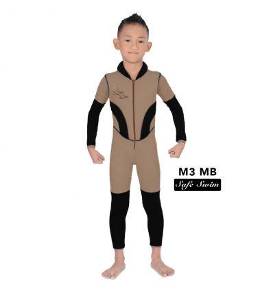 Baju Renang Apung safe swim M3 MB