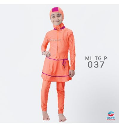 Baju Renang Anak SD Edora ML TG P 037