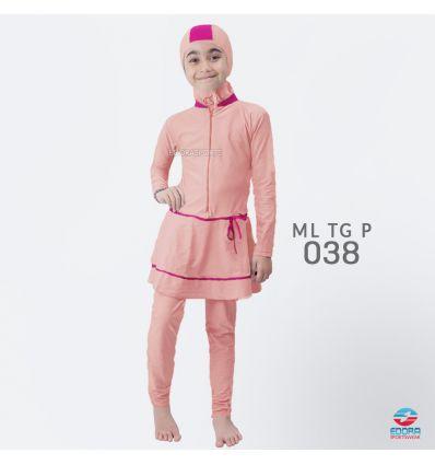 Baju Renang Anak SD Edora ML TG P 038