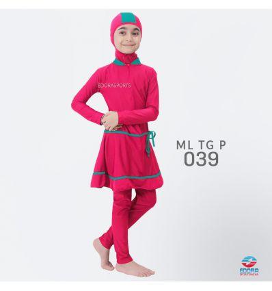 Baju Renang Anak SD Edora ML TG P 039