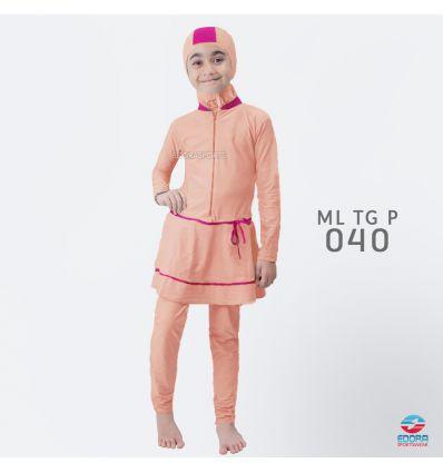 Baju Renang Anak SD Edora ML TG P 040