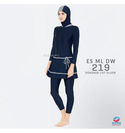 Baju Renang Muslimah Edora ES ML DW 219