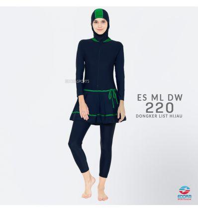 Baju Renang Muslimah Edora ES ML DW 220