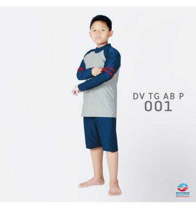 Baju Renang Anak SD Edora DV TG AB P 001