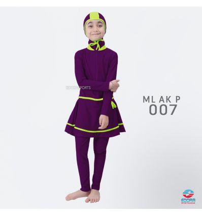Baju Renang Anak TK Edora ML AK P 007