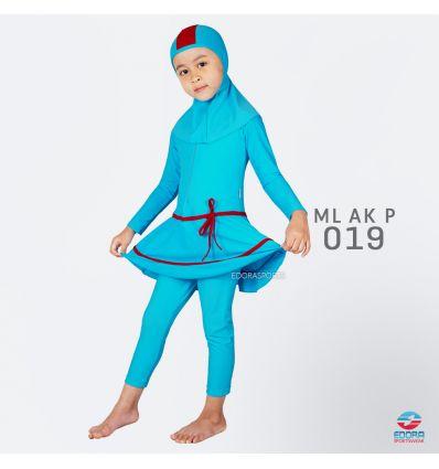 Baju Renang Anak TK Edora ML AK P 019