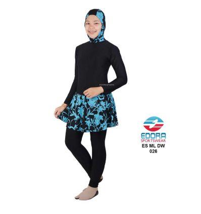 Baju Renang Muslimah Edora ES ML DW 026