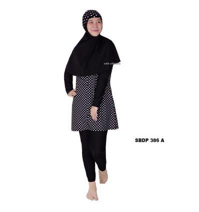 Baju Renang Muslimah Sulbi SBDP 386 a
