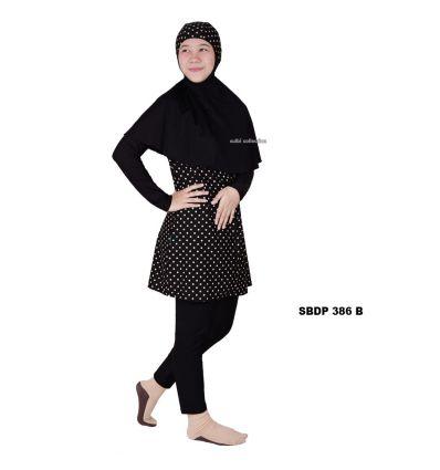 Baju Renang Muslimah Sulbi SBDP 386 b