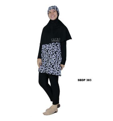 Baju Renang Muslimah Sulbi SBDP 383