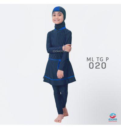Baju Renang Anak SD Edora ML TG P 020