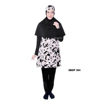 Baju Renang Muslimah Sulbi SBDP 384