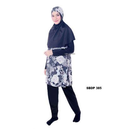 Baju Renang Muslimah Sulbi SBDP 385