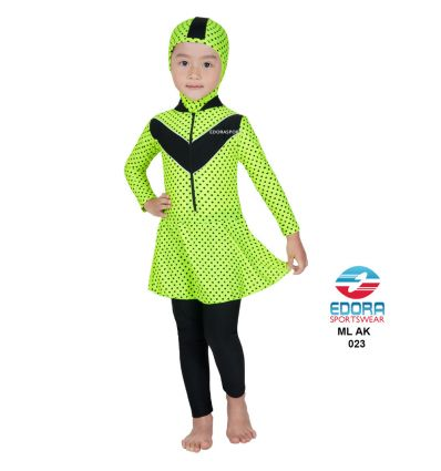 Baju Renang Anak TK Edora ML AK 023
