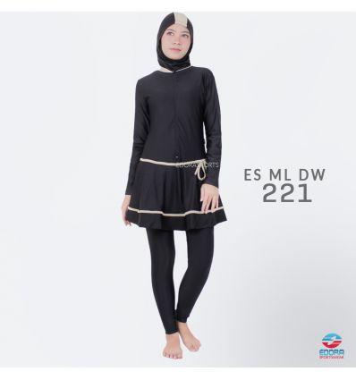 Baju Renang Muslimah Edora ES ML DW 221