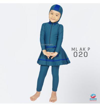 Baju Renang Anak TK Edora ML AK P 020
