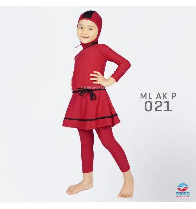 Baju Renang Anak TK Edora ML AK P 021
