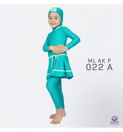 Baju Renang Anak TK Edora ML AK P 022 A