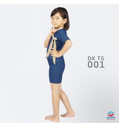 Baju Renang Anak SD Edora DK TG 001 Blue
