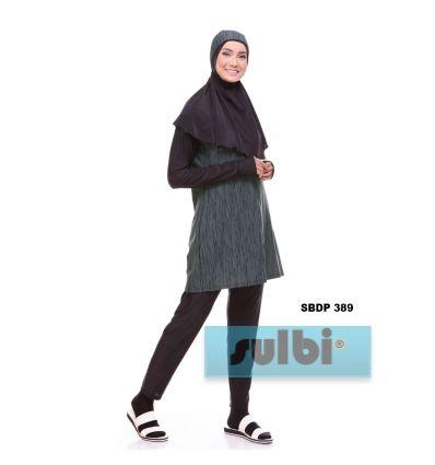 Baju Renang Muslimah Sulbi SBDP 389