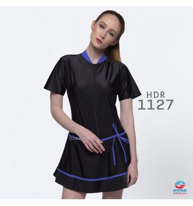 Baju Renang Wanita Edora Semi Cover HDR 1127