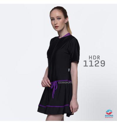 Baju Renang Wanita Edora Semi Cover HDR 1129
