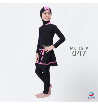 Baju Renang Anak SD Edora ML TG P 047