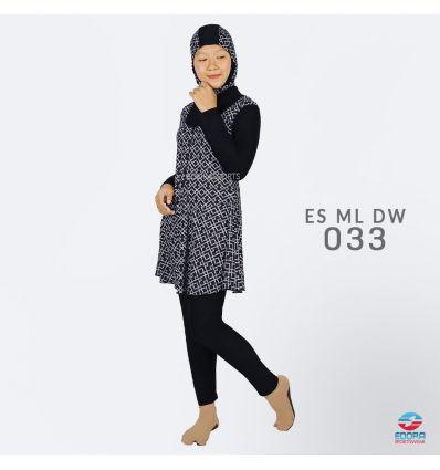 Baju Renang Muslimah Edora ES ML DW 033