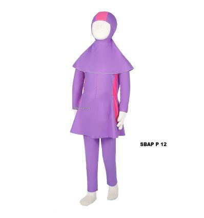 Baju Renang Anak Perempuan Sulbi SBAP P 12