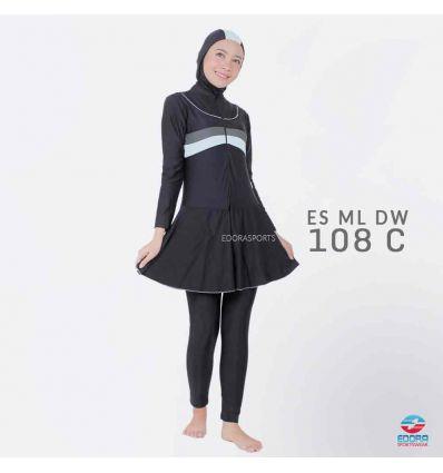 Baju Renang Muslimah Edora ES ML DW 108 C