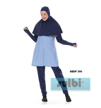 Baju Renang Muslimah Sulbi SBDP 390