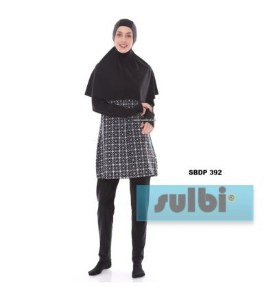 Baju Renang Muslimah Sulbi SBDP 392