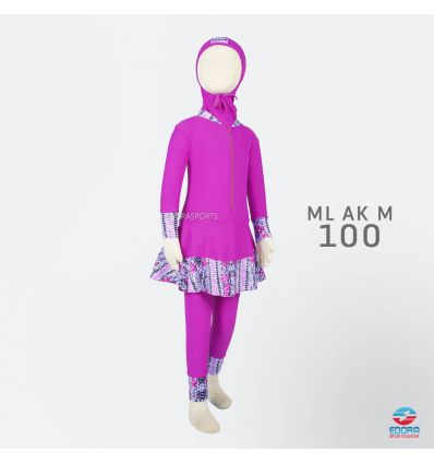 Baju Renang Anak TK Edora ML AK M 100