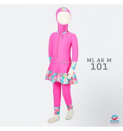 Baju Renang Anak TK Edora ML AK M 101