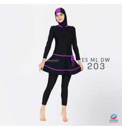 Baju Renang Muslimah Edora ES ML DW 203