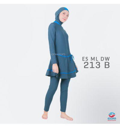 Baju Renang Muslimah Edora ES ML DW 213 B