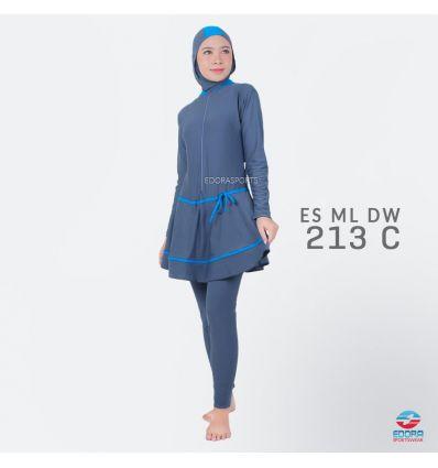Baju Renang Muslimah Edora ES ML DW 213 C