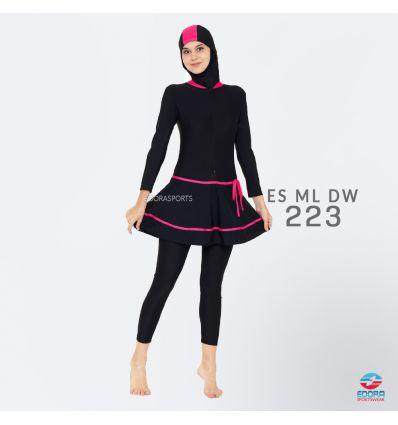 Baju Renang Muslimah Edora ES ML DW 223